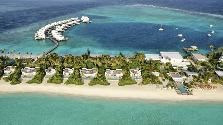 An image that illustrates this article Jumeirah Maldives to open in the holiday hotspot on October 1