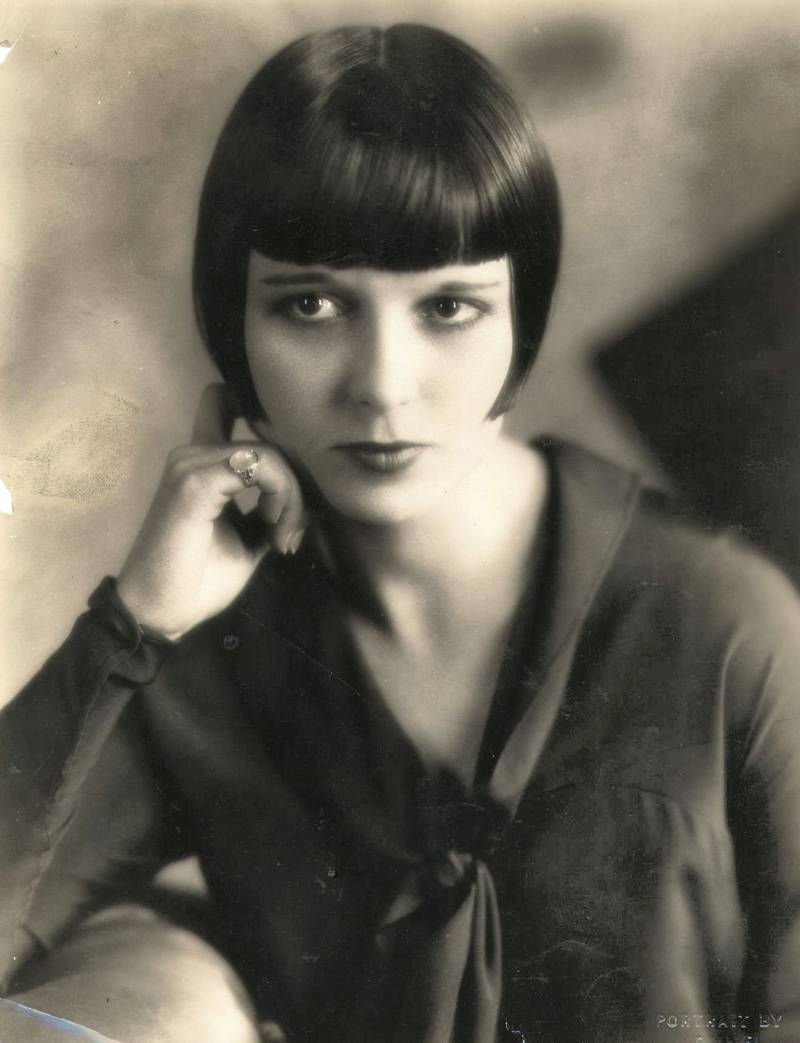 American star of the silent movie era, Louise Brooks.    (Photo by Hulton Archive/Getty Images)
