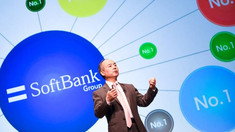 An image that illustrates this article SoftBank continues to borrow ahead of large bond repayments