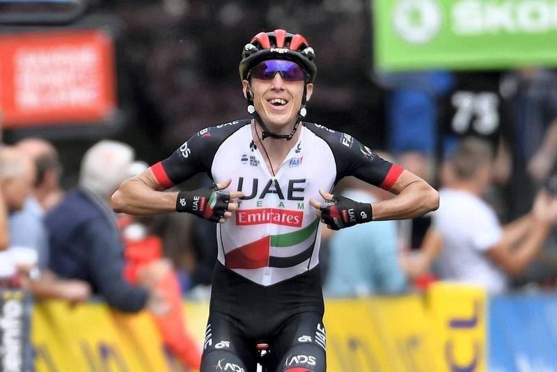 Criterium du Dauphine 2018 - 70th Edition - 5th stage Grenoble - Valmorel 130.5 km - 08/06/2018 - Daniel Martin (IRL - UAE Team Emirates) - photo Vincent Kalut/PN/BettiniPhoto©2018