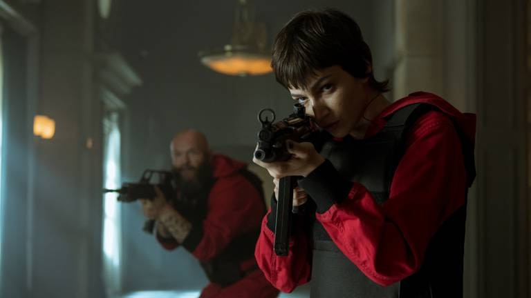 An image that illustrates this article 'Money Heist' season five, volume two: release date, cast and trailer