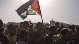 Palestinians wounded in Gaza border protest