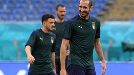 Roberto Mancini's Italy stars tune up for Euro 2020 kick-off - in pictures