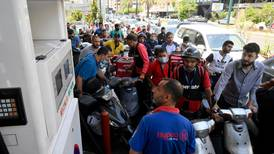 Lebanon fuel shortages spark long queues and fights at the pump
