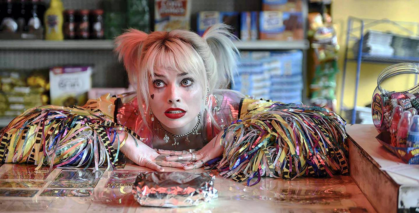 Margot Robbie in Birds of Prey: And the Fantabulous Emancipation of One Harley Quinn (2020) courtesy: IMDb