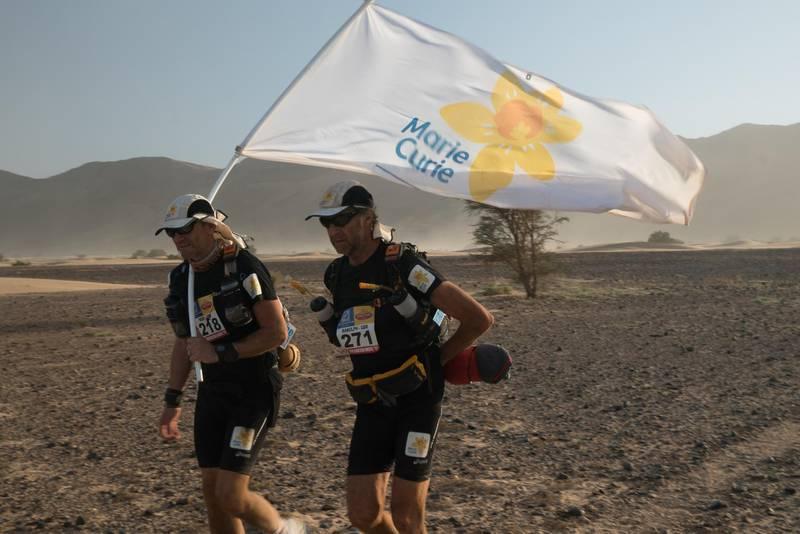 4th day of Marathon des Sables