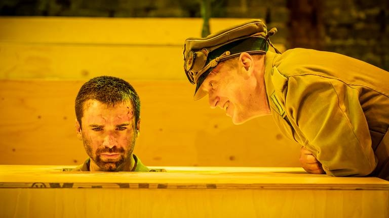 An image that illustrates this article 'Once Upon a Time in Nazi Occupied Tunisia': play humorously tackles a forgotten history