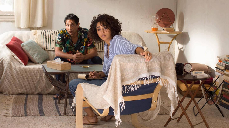 Arab Blues. Photo by Carole Bethuel