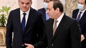 Egypt's El Sisi assures Libyan PM of Cairo's support
