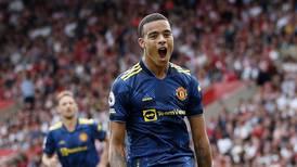 Southampton v Man United player ratings: Adams 7, Armstrong 8; Greenwood 7, Martial 5