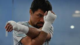 Manny Pacquiao's big fight within a fight