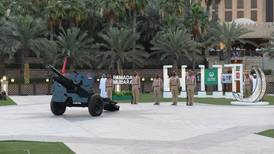 Dubai's 170-decibel cannon ready for Ramadan