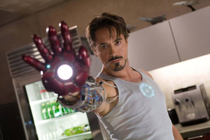 """""""Iron Man"""" is among the Oscar nominated movies you can rent now. Courtesy Marvel"""
