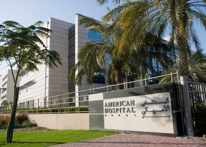 The American Hospital DubaiNo CREDIT Published: February 2, 2009, A3 *** Local Caption ***  na02fe-hospital.jpg