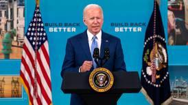 Biden remains upbeat despite weak jobs report