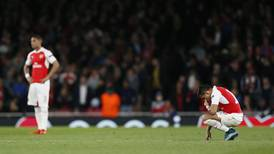 Arsenal can still 'show what a great team we are' by stepping up for Bayern Munich
