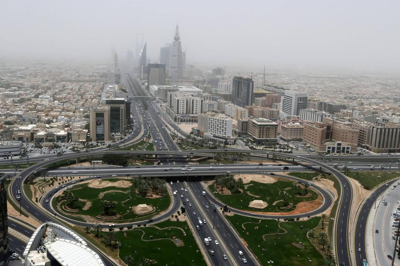 General view of Riyadh city, after the Saudi government eased a curfew, following the outbreak of the coronavirus disease (COVID-19), in Riyadh, Saudi Arabia, May 7, 2020. REUTERS/Ahmed Yosri