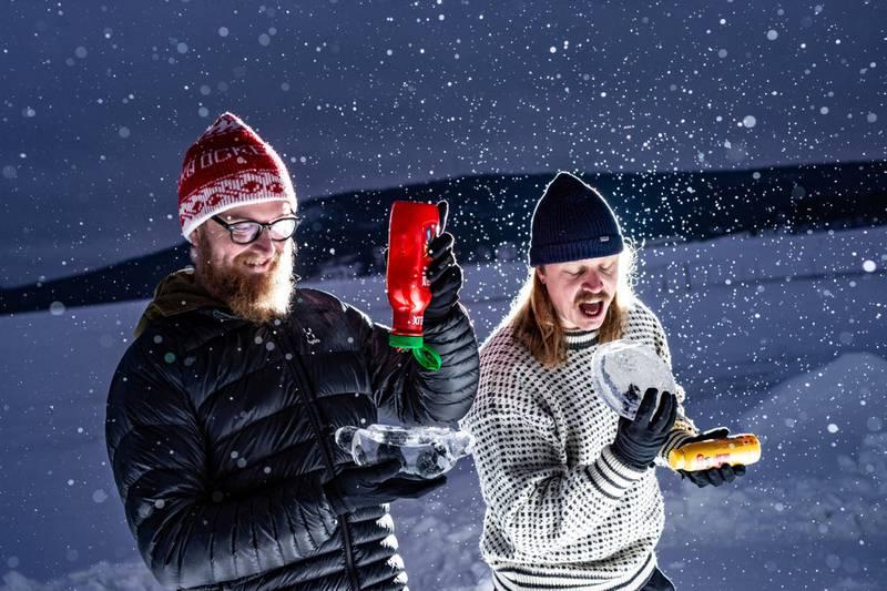 Paradice Lost - Kalle Ekeroth & Lars Christian Strömqvist - Photo - Asaf Kliger