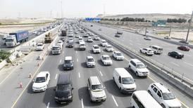 Accident near Dubai's Global Village causes delays