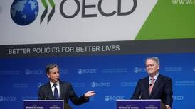OECD says deal reached on global minimum corporate tax rate
