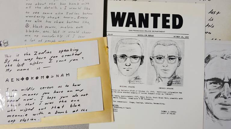 An image that illustrates this article Zodiac Killer: documentaries and podcasts about notorious American murderer