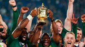 South Africa begin trophy celebrations after winning 2019 Rugby World Cup - in pictures