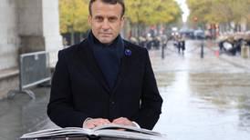 Emmanuel Macron hosts Paris Peace Forum to address global challenges