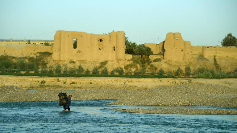 An image that illustrates this article Aga Khan Trust launches website to track cultural threats in Afghanistan