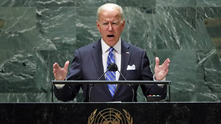 An image that illustrates this article UNGA 2021: Biden leaves allies guessing as he talks up multilateralism