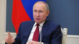 Vladimir Putin: World must co-operate on Covid and guard against 'anarchy'