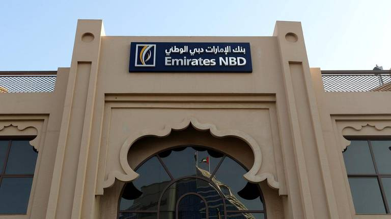 An image that illustrates this article Emirates NBD's third-quarter net profit surges 61% as economy continues to recover