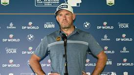 Lee Westwood focuses on fitness ahead of DP World Tour Championship