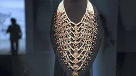 The treasures of Umm Kulthum were her voice and this gift from Sheikh Zayed