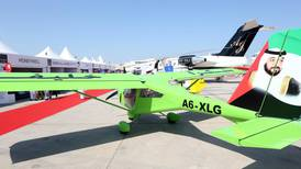 In pictures: Day three at the Abu Dhabi Air Expo