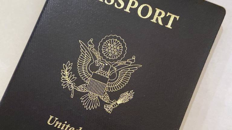An image that illustrates this article US issues first passport with 'X' gender marker