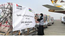 Coronavirus: UAE sends vaccine doses to Syria and aid to Gambia