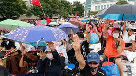 Thai protesters gather for biggest pro-democracy rally this year