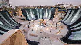 All you need to know about Expo 2020 Dubai's fire-spitting waterfall