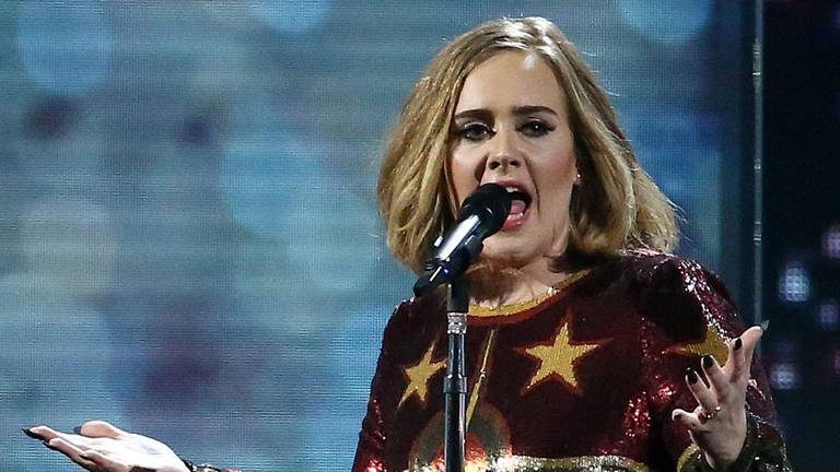 An image that illustrates this article Adele announces two London concerts for summer 2022