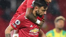 Bruno Fernandes 8, Marcus Rashford 6; Branislav Ivanovic 6: Manchester United v West Bromwich Albion player ratings
