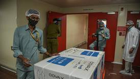 Ghana receives world's first doses of free Covax vaccines