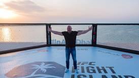 UFC president Dana White hopes to reveal 'massive, major' long-term plans for Abu Dhabi