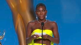 #EmmysSoWhite hashtag trends after all 12 acting prizes go to white actors