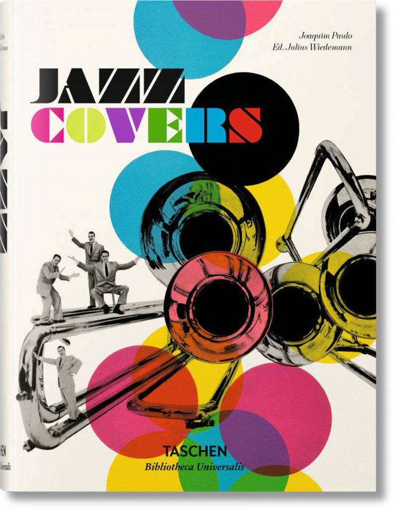 Jazz Covers. Courtesy Taschen at Cities