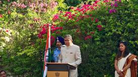 India appoints new ambassador in UAE