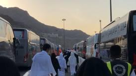 Final pilgrims arrive at Makkah to perform Hajj