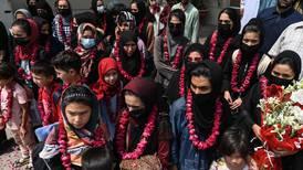 Afghan women's football squad granted UK visas