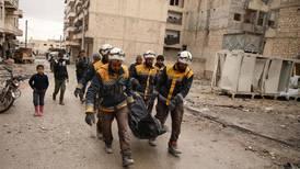 Air strikes chip away at Turkey's gains in Syria