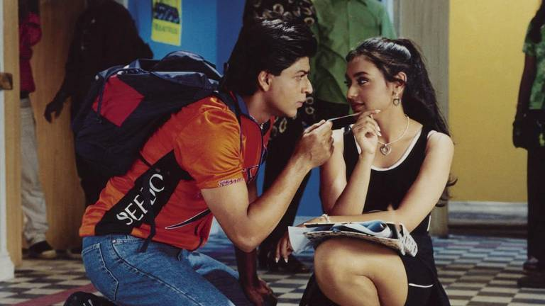 An image that illustrates this article Diary of a third culture kid: why Bollywood has become my escapist parenting passion