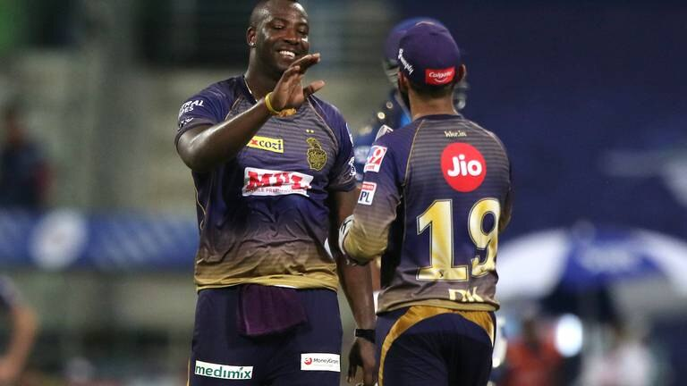 An image that illustrates this article Who are their top paid Kolkata Knight Riders stars in IPL 2021?